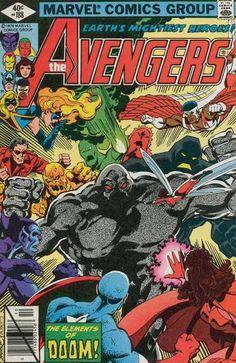 Avengers 188 - John Byrne