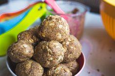 Shakeology Pumpkin Spice Protein Balls Recipe