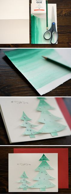 DIY Christmas Cards | Ashlee Proffitt