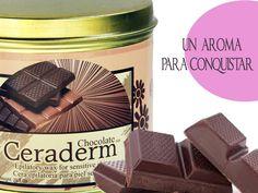 Conoce nuestra cera de chocolate #Ceraderm