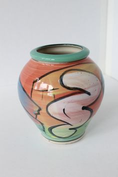andrew van der putten Van, Pottery, Home Decor, Hall Pottery, Homemade Home Decor, Ceramics, Decoration Home, Pottery Pots, Japanese Ceramics