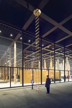 David Chipperfield Architects, Laurian Ghinitoiu, Gili Merin · Sticks and Stones