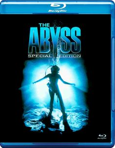 THE ABYSS SPECIAL EDITION BLU-RAY