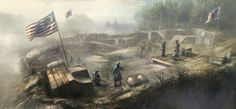 VCYF: Assassin 's Creed 3 - nya bilder och två nya trailers XBOX360, Wii U, PS3.
