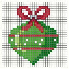 New Crochet Christmas Free Ornaments Cross Stitch Ideas Cross Stitch Christmas Ornaments, Xmas Cross Stitch, Cross Stitch Cards, Beaded Cross Stitch, Cross Stitch Baby, Christmas Cross, Cross Stitching, Cross Stitch Embroidery, Crochet Christmas