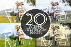 Wedding Lightroom Presets by Photoshop-Store.com on Creative Market
