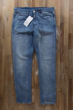 auth GUCCI slim-fit blue jeans - Size 34 US / 50 EU - NWT | Clothing, Shoes & Accessories, Men's Clothing, Jeans | eBay!