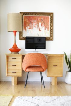 Put Your Space to Work: A Roundup of Modern Home Offices - Home