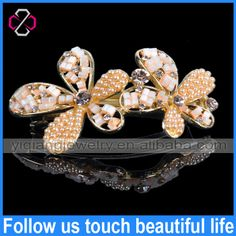 Bridal Hair comb bowknot design jewelry
