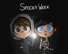 Spooky Week 2015