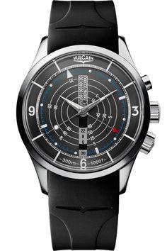 #Vulcain Nautical watch - Cricket, Limited Edition