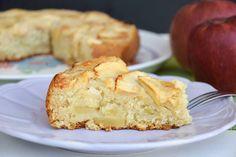 Torte Cake, Pie Cake, Sweets Cake, Afternoon Snacks, Light Recipes, Fett, Vegan Vegetarian, Panna Cotta, Vegan Recipes