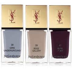 Yves Saint Laurent Makeup Collection for Fall 2013
