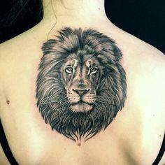 Liontattoo