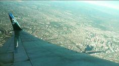 Flying out of Melbourne  (Zoë Kiefte)