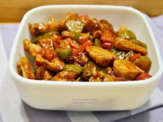 Jacque Pepin, China Food, Asian Recipes, Ethnic Recipes, 30 Minute Meals, Kung Pao Chicken, Stir Fry, Healthy Tips, Food And Drink