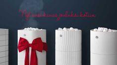 Nyt uusi kiuas jouluksi kotiin! kysy edullista rahoitusta, www.tulikivi.fi Christmas campaign in Finland, buy now and have your sauna stove home before Christmas.