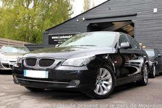 OCCASION BMW SERIE 5 (E60) (2) 525DA LUXE