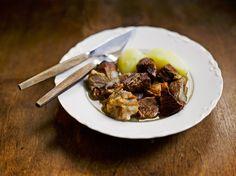 Karelian meat stew - a Finnish culinary treasure