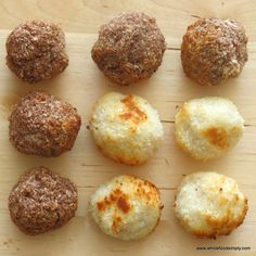 Coconut Macaroons Two Ways #WholefoodSimply