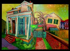 "hard to find. a commission. one of my T.O. favorites! @ TerranceOsborne #pinterest #TerranceOsborne | RP » Terrance Osborne ""Galler Home"""