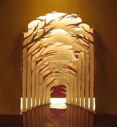 35 new Ideas for book art inspiration paper sculptures Kirigami, Tunnel Book, Paper Engineering, Cardboard Art, Paper Artist, Sculpture Art, Paper Sculptures, Paper Cutting, Pop Up