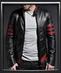 Origins - X-Men    Unofficial version of the X-Men Origins: Wolverine leather jacket as worn by Hugh Jackman's Wolverine character.