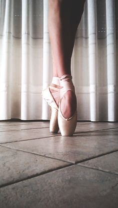 My pointe shoes💕💖❤🎆😍  #pointeshoes👌  #ballet🎆