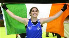 Katie Taylor- Irish boxer Katie Taylor, Mind Body Soul, Boxer, Healthy Lifestyle, Athletic Tank Tops, Irish, Kicks, Inspirational, Sport