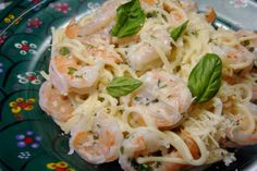 Red Lobster Shrimp Pasta. Photo by Lori Mama