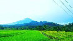 Windusari, salah satu kecamatan dengan pemandangan terindah di Magelang