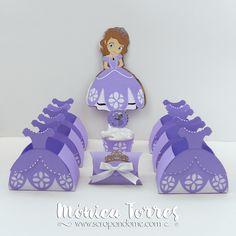 Princesa Sofia  Party Favor