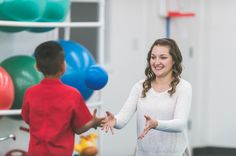 When working with an occupational, physical, or a speech therapist, parents are part of the team. Here's what your child's therapist would like you to know.