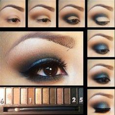 Makeup Tutorial for Brown Eyes b26c9cea9a45b03fe8ab3bb0609e1a97 300x300