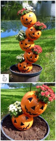 Easy DIY Halloween Decorating Ideas  Projects Tutorials Pinterest - halloween decorations ideas yard