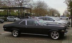 Chevy Nova in Milton Keynes
