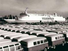 Kdf-Wagen - Shows all pictures of VW pictures from 1968 Vw T1 Camper, Vw Kombi Van, Vw Bus T2, Volkswagen Type 2, Kombi Home, Volkswagen Models, Volkswagen Transporter, Vw T5, Ww Transporter