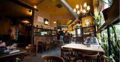 Antwerps café Zeezicht boycot Amerikaanse producten