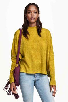 Fijngebreide trui | HM