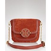 Tory Burch Crossbody - Amanda Messenger in Adobe (soon to be in my actual closet...)