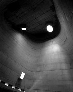 Le Corbusier, Eglise Saint-Pierre, Firminy, France, 2007 photographer::Hélène Binet