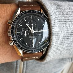 "661 Likes, 24 Comments - @pr200e on Instagram: ""It's Tuesday, #SpeedyTuesday #omegaspeedmaster #omega #speedmaster #omegawatches #moonwatch #omega…"""