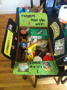 Army care package: Ranger School