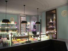 Ars Chocolatum: Ladurée Zurich meets Badrutt´s Palace