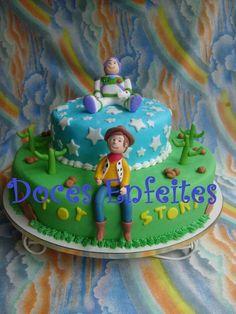 Bolo Toy Story Encomendas:(21)2652-6583 selmadocesenfeites@yahoo.com.br selmadocesenfeites@gmail.com