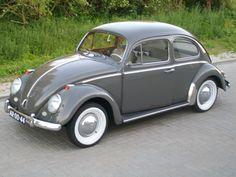 Vintage VW Beetle.