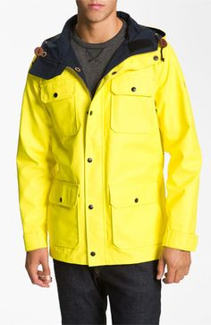 Hunter 'Classic Slicker' Waterproof Jacket available at #Nordstrom