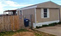 FENCED YARD 1998 CLAYTON Mobile / Manufactured Home in Colorado Springs, CO via MHVillage.com