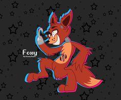 Cartoon FoxyxP