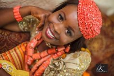 BK Concept Nigerian Wedding: 20 Beautiful Rivers/ Ijaw Brides, Their Style, & Their Flawless Makeovers | Nigerian Wedding
